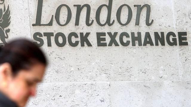 Die Londoner Börse profitiert von der Krise in Italien (Symbolbild)