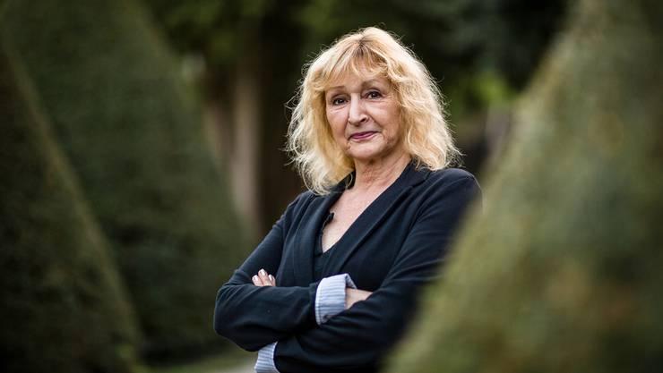 Autorin Conny Lüscher macht es Spass, ihre Leserschaft in Angst und Schrecken zu versetzen.