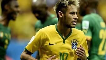 Neymar steht heute erneut unter riesigem Druck