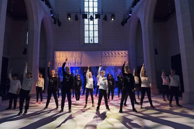 Die Aufführungen finden in der Klosterkirche Königsfelden.