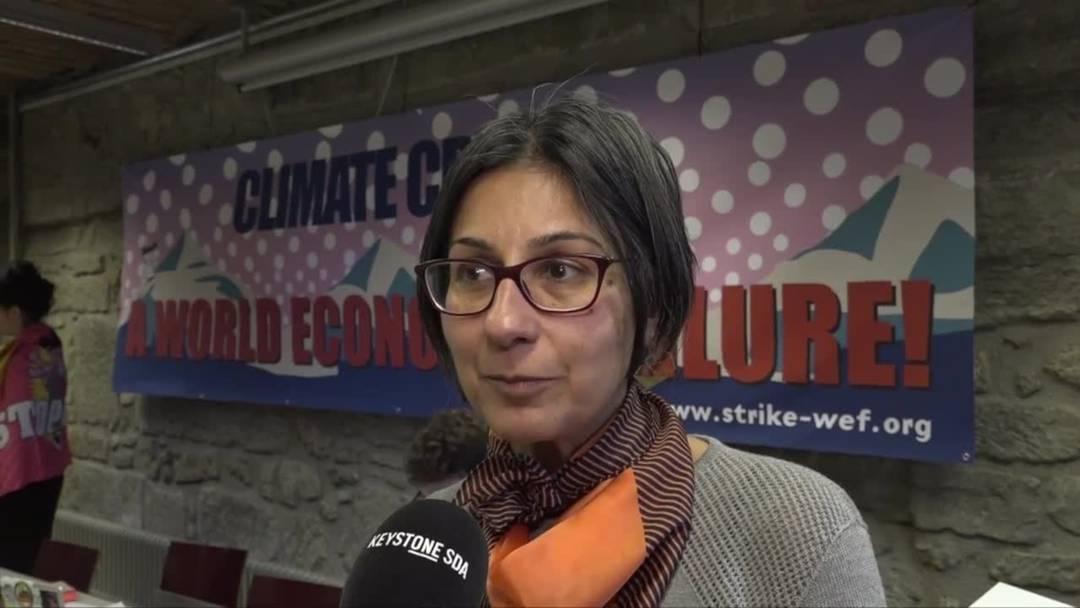 Klimawanderung zum WEF nur bis Klosters bewilligt - Initianten planen Skitour nach Davos