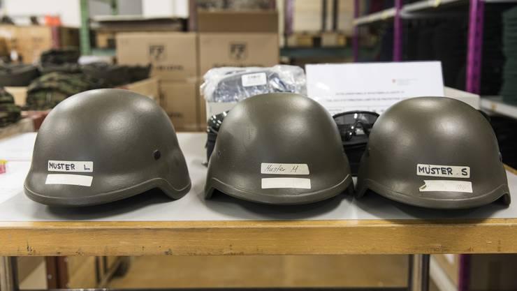 Seit 150 Jahren wird sämtliches Armeematerial gesammelt. (Symbolbild)