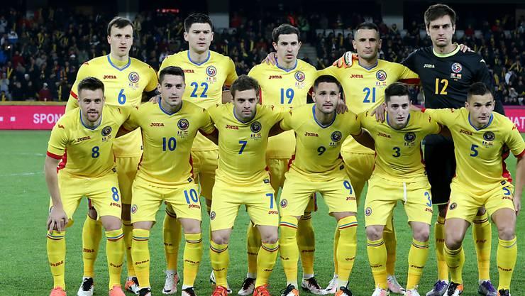 Rumänien trifft an der EURO im zweiten Gruppenspiel auf die Schweiz