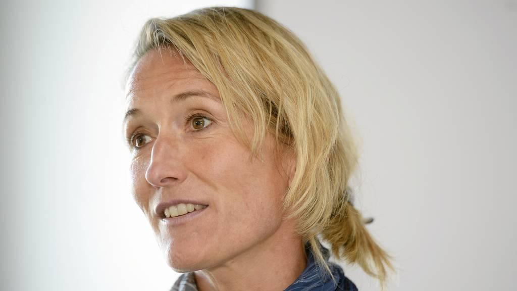 Susanne Hochuli wird Greenpeace Präsidentin