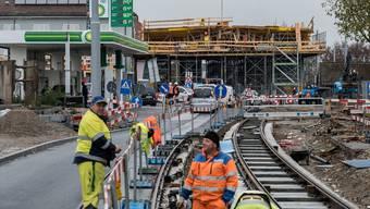 Die Basler Verkehrsbetriebe beteiligen sich mit einer Million Euro an der Tramline nach Saint-Louis (Foto). Diese Subvention war bisher unbekannt.