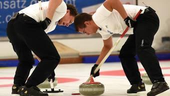 Auch die Schweizer wollen am Baden Masters Vollgas geben.