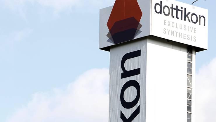 Der Aargauer Chemie- und Pharmazulieferer Dottikon ES will in Zukunft noch mehr investieren. (Archiv)