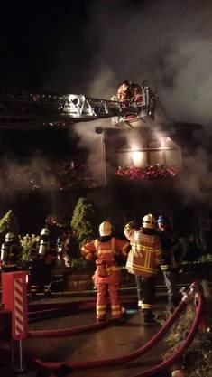 Umgebautes Bauernhaus bei Brand stark beschädigt (3)