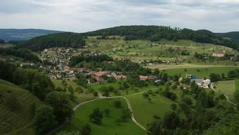 Die Einwohnergemeinde Zullwil.