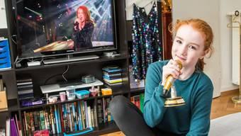 Die Baslerin Alycia ist im Finale von The Voice Kids