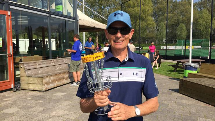 Sieger MP60 am Dutch Open