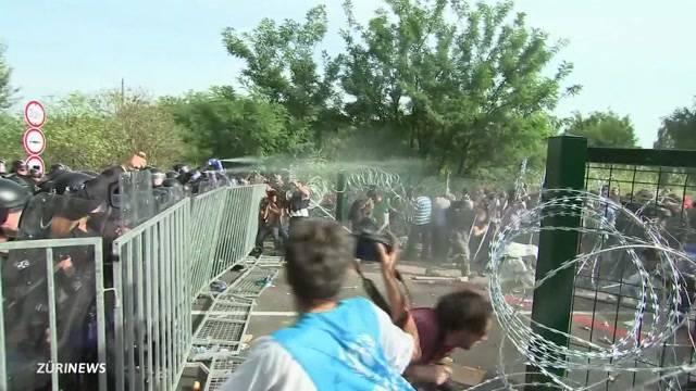 Flüchtlingsansturm: Kantone müssen sich vorbereiten