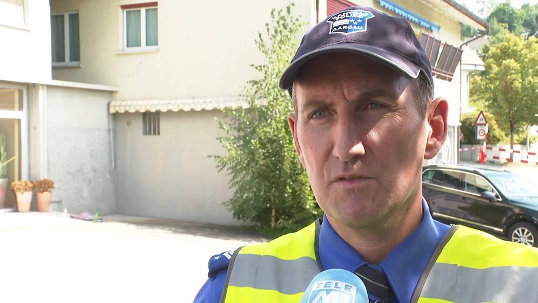 Die Polizei informiert zum Gewaltdelikt in Nussbaumen