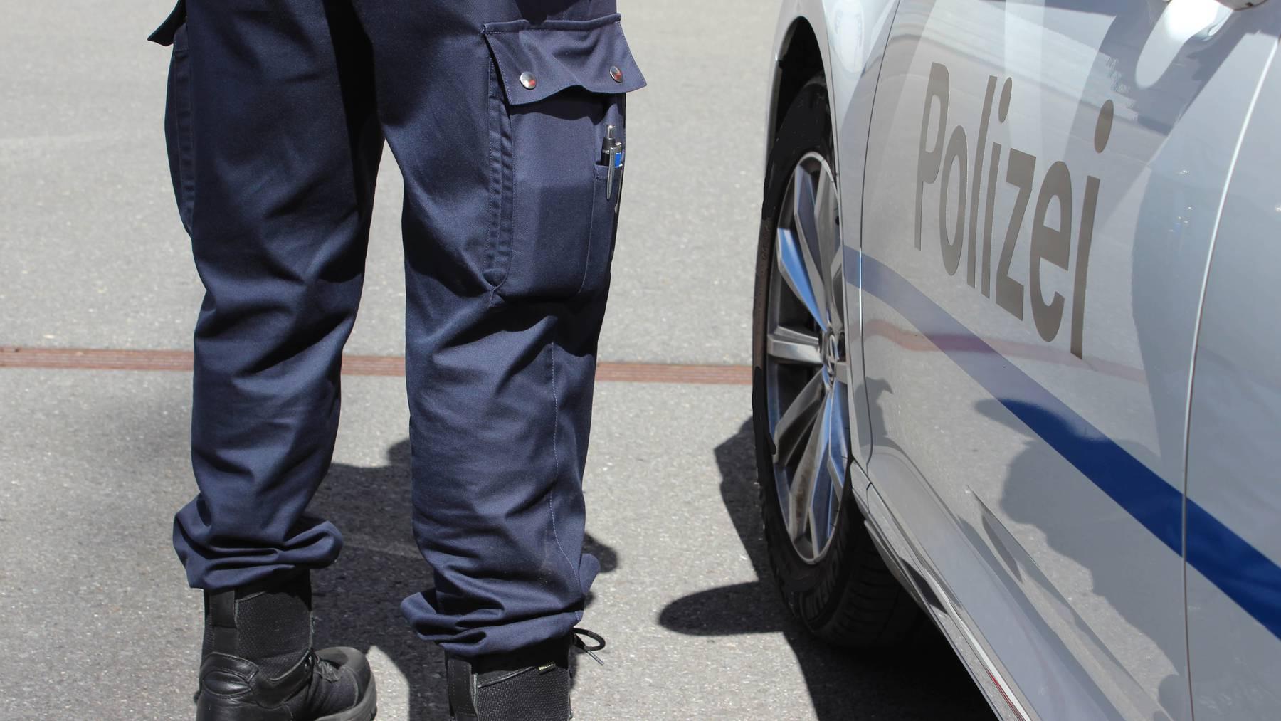 Baar: Geisterfahrer auf der Autobahn gestoppt