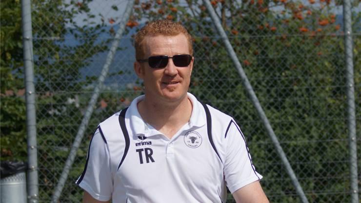 Der Trainer des FC Urdorf, Andi Wiederkehr, ist pragmatisch und unspektakulär. St. Gallen-Trainer Jeff Saibene auch.