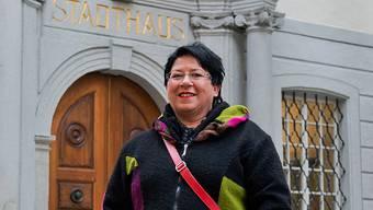 Stadträtin Daniela Oehrli: «Die positiven Gefühle überwiegen beim Abschied.» Emanuel Per Freudiger