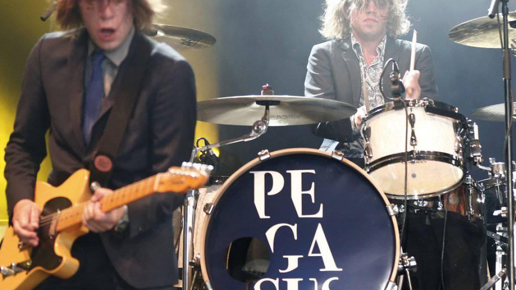 Gitarrist Simon Spahr verlässt Pegasus