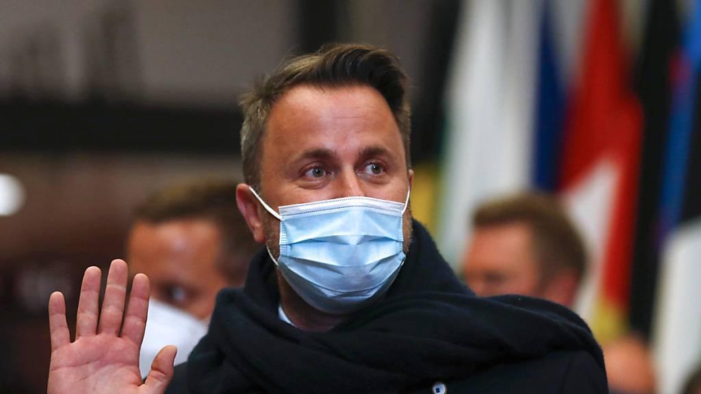 Luxemburger Premier nach Covid-19-Erkrankung nicht mehr im Spital