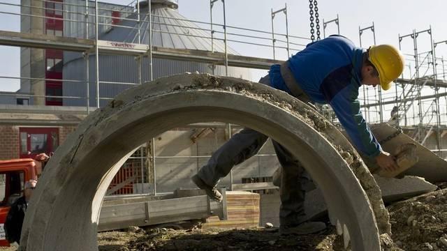 Die Baumeister möchten einen vertragslosen Zustand verhindern (Symbolbild)