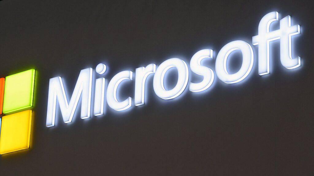 Microsoft steigert Gewinn und Erlöse dank Cloud-Boom kräftig