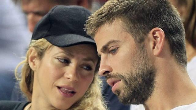 Shakira und Gerard Piqué (Archiv)