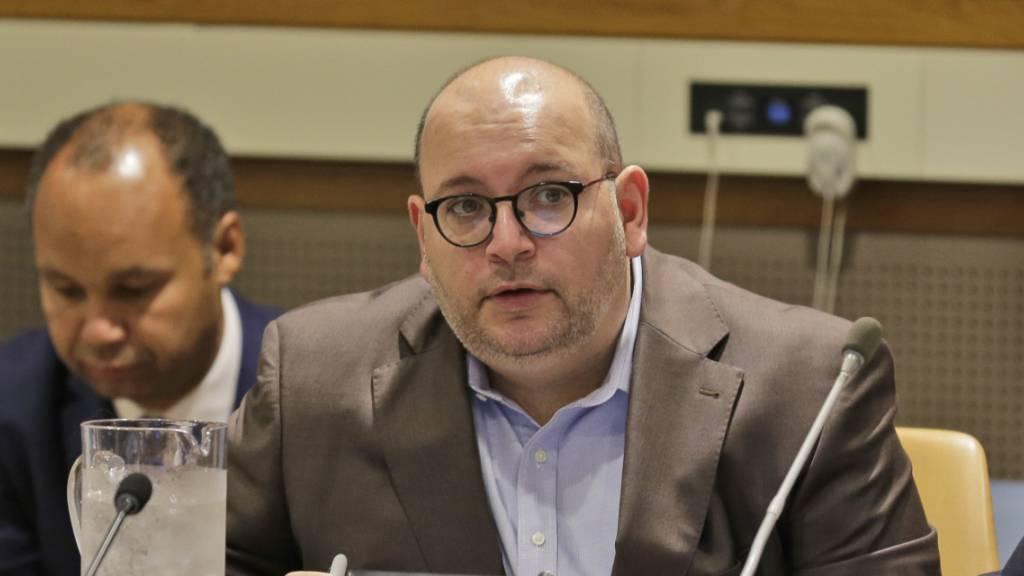 US-Gericht: Iran soll 180 Millionen Dollar an US-Journalist zahlen