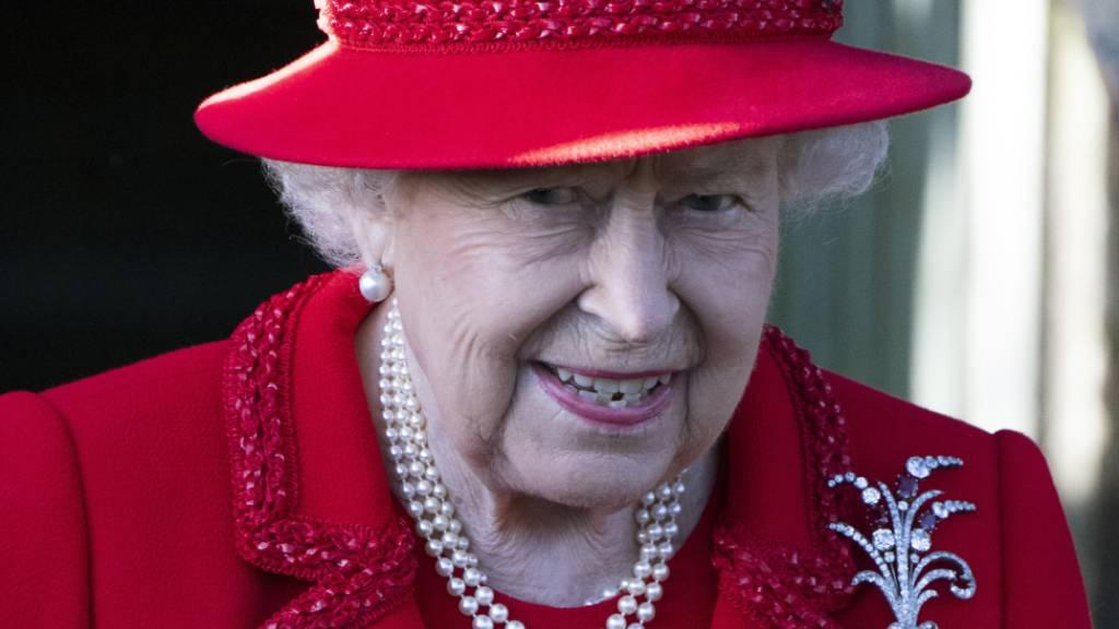 Queen Elizabeth: Beeindruckt vom Engagement junger Klima-Aktivisten