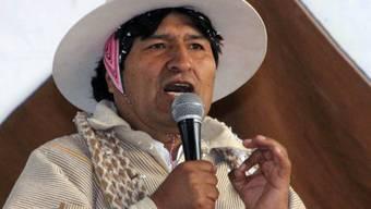 Vier Länder entschuldigen sich beim bolivianischen Präsidenten
