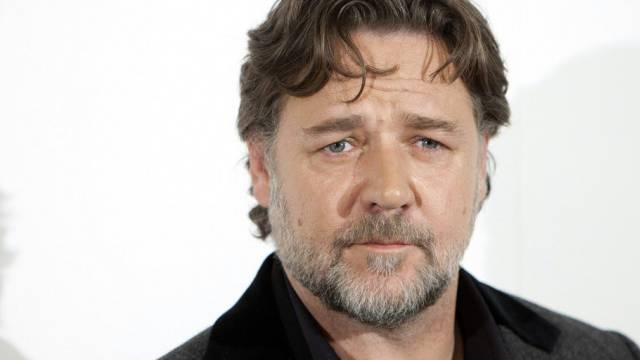 Will ein guter Vater sein: Russell Crowe (Archiv)