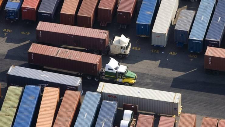 US-Importzölle: Die Schweiz schaltet im Zollstreit die Welthandelsorganisation WTO ein. (Archiv)