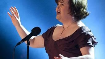 Susan Boyles Traum wird wahr (Archiv)