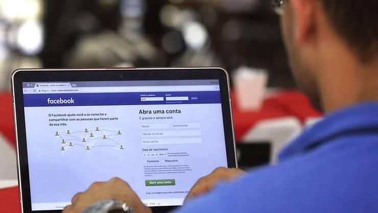 Der Facebook-Nutzer hat nicht die volle Kontrolle über seine Daten.