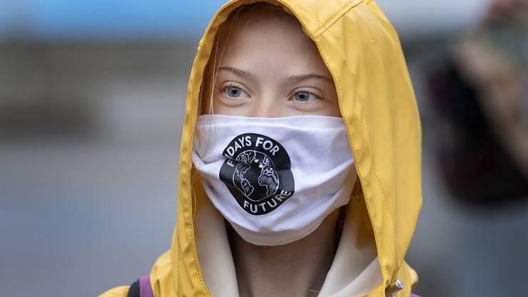 Die schwedische Klima-Aktivistin Greta Thunberg ruft die Staats- und Regierungschefs der EU vor deren Gipfeltreffen zu maximalem Einsatz für den Klimaschutz auf. (Archivbild)