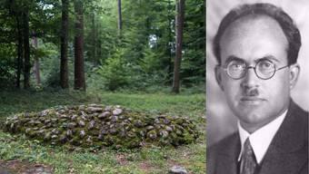 """Nazi-Archäologe Hans Reinerth manipulierte die Ergebnisse der Ausgrabung am """"Zigiholz"""""""