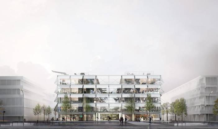Die Architekten Fabio Felippi und Thomas Wyssen haben den Wettbewerb für das «PH2» gewonnen, der Ergänzung der R. Geigy-Stiftung zum benachbarten TPH. Es wird zum eigentlichen Vermächtnis von Marcel Tanner, dem langjährigen Direktor des TPH.