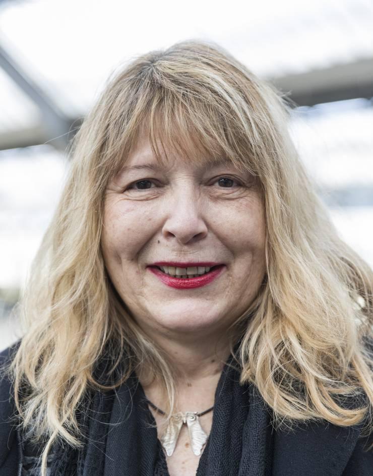 Liz Osbahr, Personalberaterin AOZ