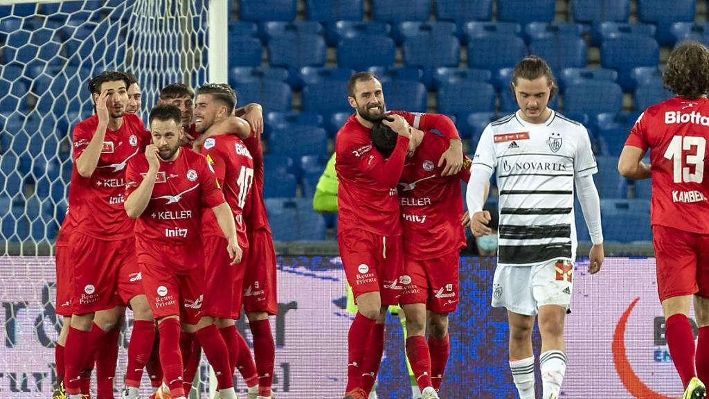 Basel trifft im Cup-Evergreen keinen Ton