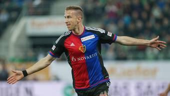 Marc Janko verlässt den FC Basel.