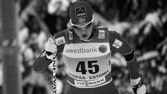 Die Norwegerin Vibeke Skofterud (38 †) gewann mit der Langlauf-Staffel 2010 olympisches Gold