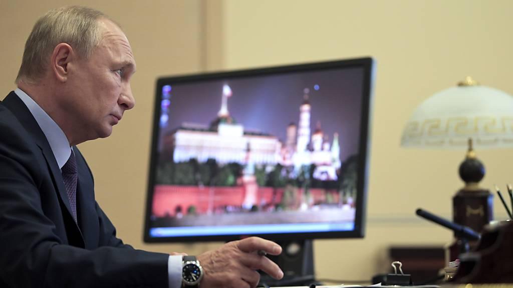 Putin und Erdogan für gemeinsame Anstrengungen in Syrien