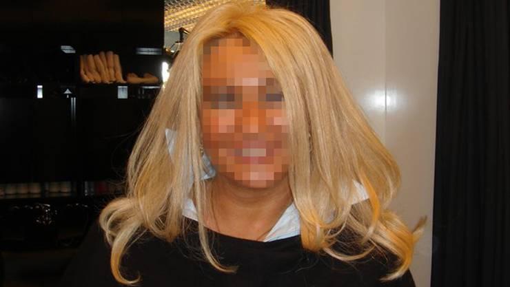 Claudia B. aus Bäch (SZ) wurde in Langenthal Opfer eines Gewaltverbrechens
