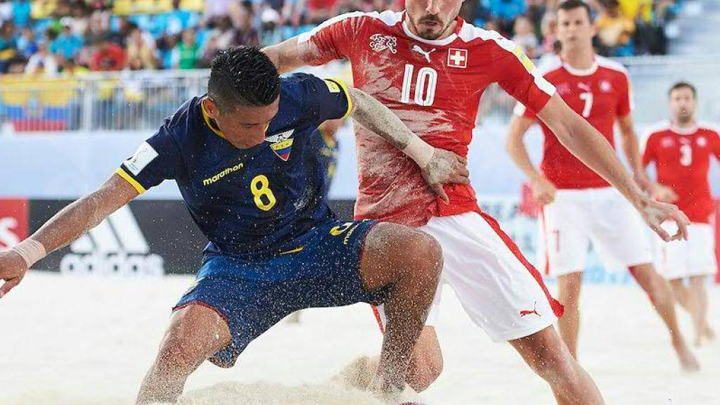 Beach Soccer Wm