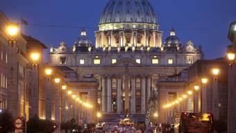 Wenn es nach dem Vatikan geht, dürfen Laien ein Amt an der Spitze einer Kirchgemeinde gar nicht ausüben. (Archiv)
