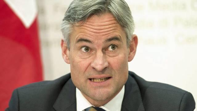 Köv-Präsident Matthias Michel (Archiv)
