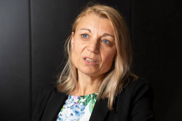SP-Nationalrätin Yvonne Feri, Mitglied der Gesundheitskommission SGK