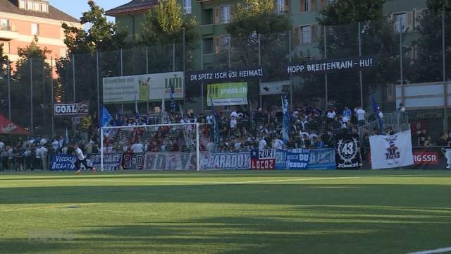 Aufeinandertreffen zwischen FCZ und FC Breitenrain verlief reibungslos