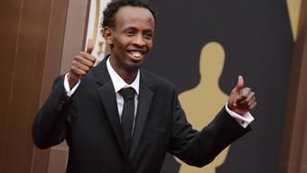 Hat eigentlich nicht viel zu lachen: Barkhad Abdi (Archiv)