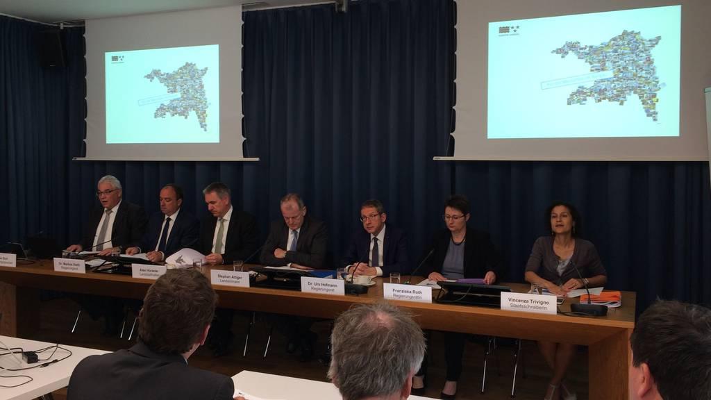 Reaktionen auf das Aargauer Sanierungspacket