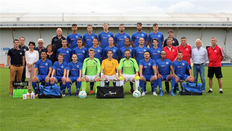 Teamfoto FC Grenchen