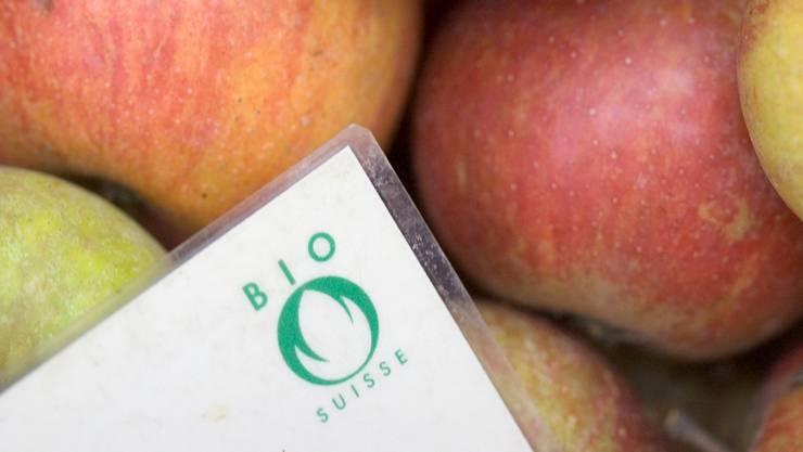 Saftiges Geschäft: Niemand kauft so viel Bioprodukte wie Schweizer Kunden.